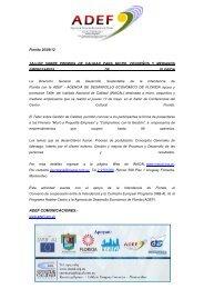 comunicado 016 - Adef.com.uy