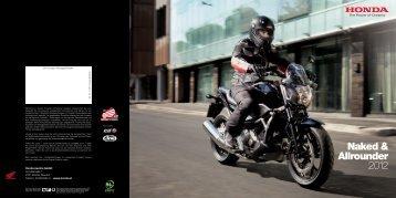 Naked & Allrounder - Honda