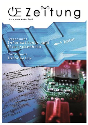 Sommersemester 2011 - OE - Team E/I - HAW Hamburg