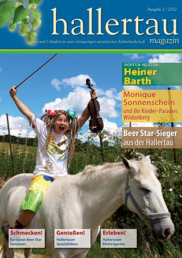 Hallertau Magazin 2/2012