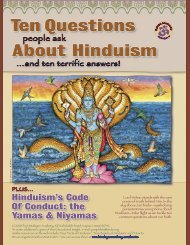 Ten Questions About Hinduism (PDF) - Sikh Heritage