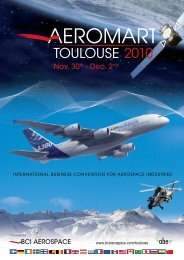 Nov. 30th - Dec. 2nd - BCI Aerospace