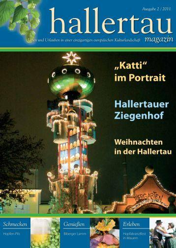 Hallertau Magazin 2/2011