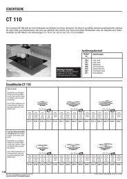Couchtische CT 110