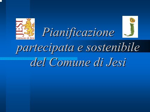 Jesi - Agenda 21 Locale del Comune di Ravenna