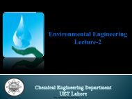 Water and Water Analysis - the engineering resource