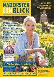 Hörgeräte Hahm Im Interview - Nadorster Einblick