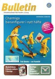 Charmiga bananfigurer i nytt häfte - Posten