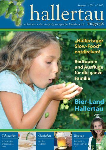 Hallertau Magazin 1/2011