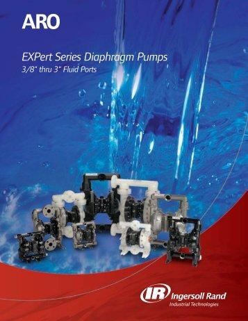 EXPert Series Diaphragm Pumps - IPEC Industrial Controls Ltd.