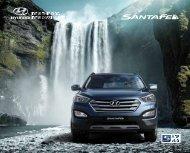 Santa Fe hovedbrosjyre(4 8 1 6kb) - Hyundai