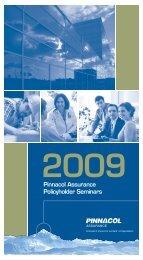 seminar booklet