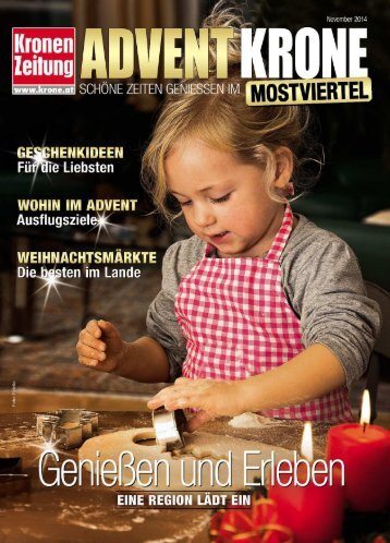 Advent Krone Mostviertel_141128