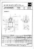 dimension sheet to PDF - Kugelhahn Müller GmbH - Page 2