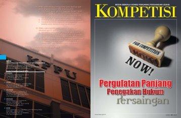 Edisi 9 Tahun 2007 - KPPU