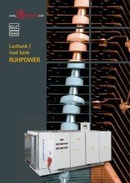Lastbank RuhPower Prospekt 2008_FINAL.indd - Ruhstrat GmbH
