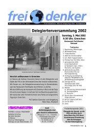 05 - Freidenker-Vereinigung der Schweiz