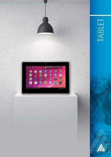 tablet - Majestic