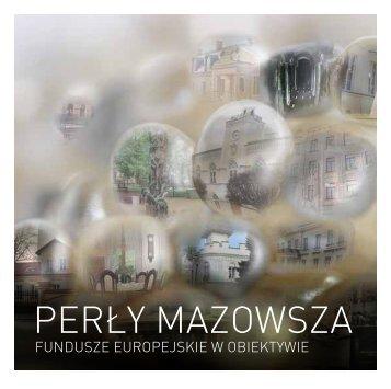 PERłY MAZOWSZA - Mazowiecka Jednostka Wdrażania ...