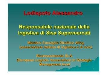 Intervento di Lodispoto Alessandro - Legno Trentino