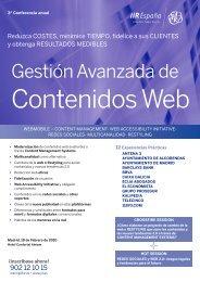Programa completo e inscripciones (pdf, 307 KB) - ATI