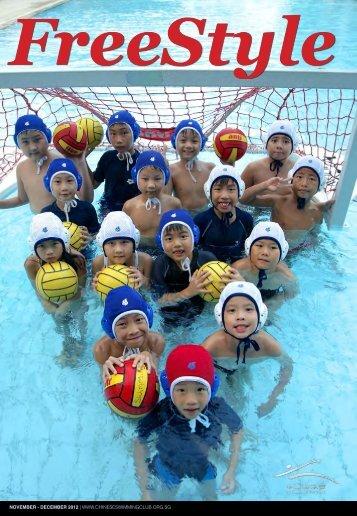 NOVEMBER - DECEMBER 2012 - Chinese Swimming Club