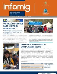 documento... - Dirección General de Migración