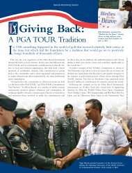 Giving Back: - Forbes Special Sections
