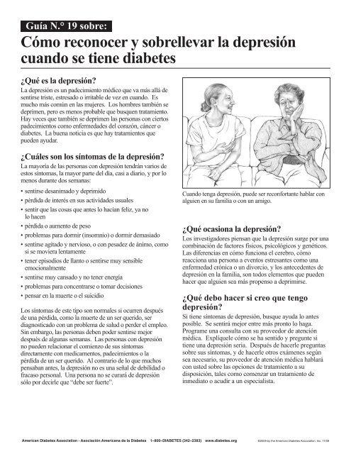 investigador del diario de síntomas de diabetes tipo 2