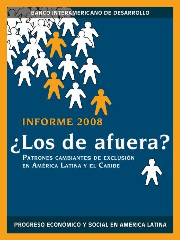 ¿Los de afuera? - Centro de Estudio Sobre Desarrollo España-México