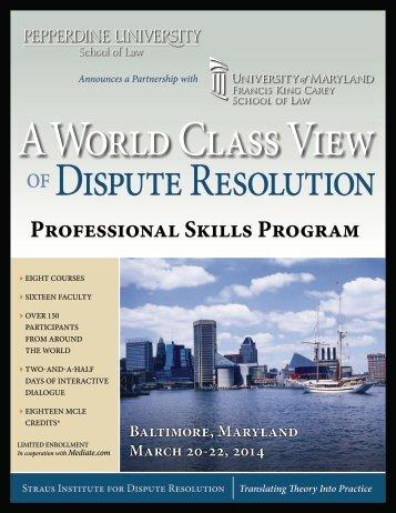 Pepperdine law school mission statement essay samples