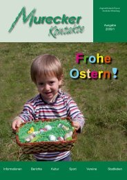 Frohe Ostern ! - Mureck