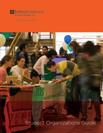 Student Organizations Guide - The Foundation for Individual Rights ...