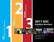 2011 ASC - Colorado Academy of Family Physicians