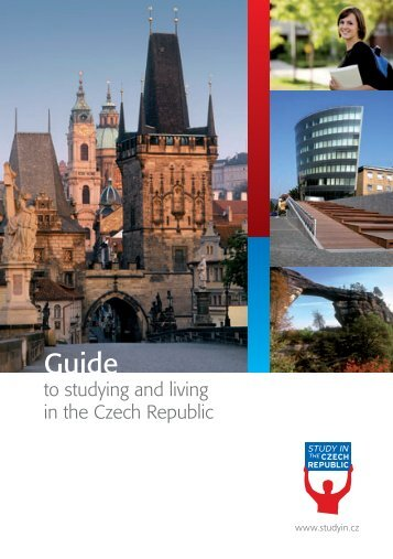 Guide to studying and living in the Czech Republic