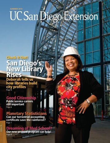 San Diego's New Library Rises - University of California Television