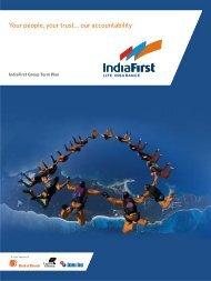 IndiaFirst Group Term Plan - Life Insurance