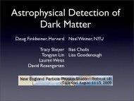 Astrophysics of Dark Matter