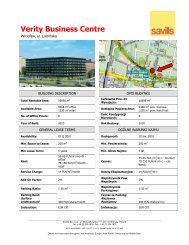 Verity Business Centre - Savills
