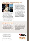 Vaksinasi Masal Memberantas Rabies - WSPA - Page 4