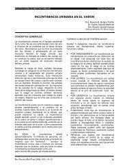 INCONTINENCIA URINARIA EN EL VARON - Mflapaz.com