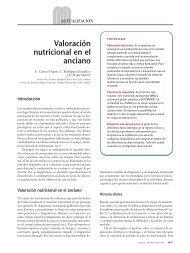 Valoracion nutricional en el anciano - Mflapaz.com