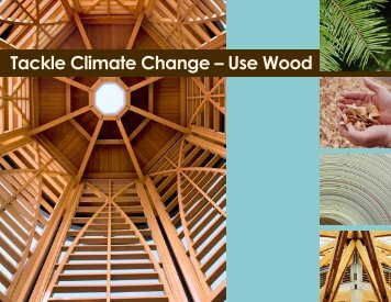 Tackle Climate Change – Use Wood - WoodWorks