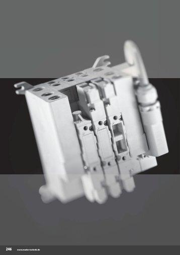 Katalog Ventile - Ventilinsel Komponenten - Mader