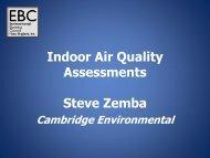 Cambridge Environmental Inc