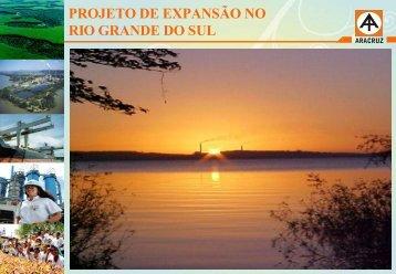 Apresentação Projeto Aracruz