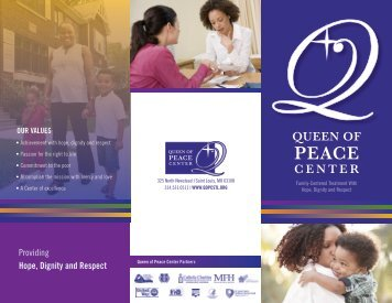 QUEEN OF CENTER - Queen of Peace Center