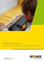 ISOVER Plus System