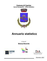 Annuario statistico - Usci