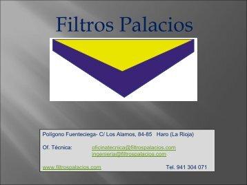 Filtros Palacios